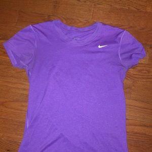 Dry fit Nike shirt